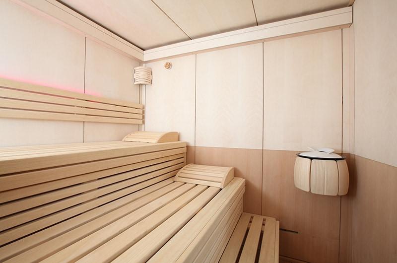 Saunas und Infrarotkabinen