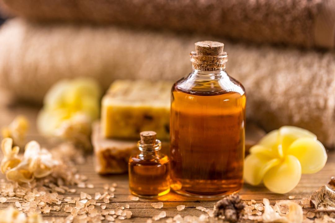 Öle für die Entspannung in der Sauna